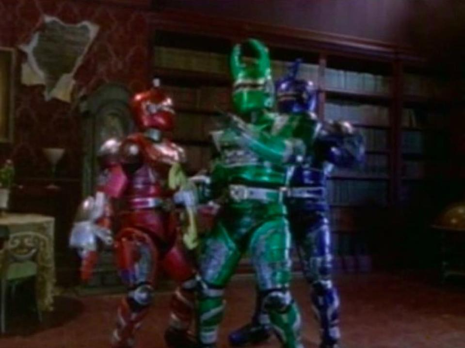 Everyone remembers <em>Mighty Morphin </em><i>Power Rangers</i>, but what about<i> Big Bad Beetleborgs</i>? It resembles <i>Power Rangers</i> in that it involves Japanese fight scene footage being edited into a story anchored by American actors. But this particular story, which ran from 1996 to 1998, is about kids with the power to turn into big bad beetle-like robots. Obviously.