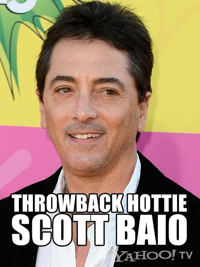 "<strong>Scott Baio<br><br></strong>If men had to pass a test and get a license to wear Speedos, Baio would ace that test with flying, toned colors. He is the poster boy for '80s hot. Looking at him makes us want to play Whitesnake and wear white jeans and drink Orange Julius and plaster the walls with ""<a href=""http://tv.yahoo.com/photos/charles-in-charge-where-are-they-now-1366314102-slideshow/"" data-ylk=""slk:Charles in Charge"" class=""link rapid-noclick-resp newsroom-embed-article"">Charles in Charge</a>"" posters. And the best part about this vintage Baio? He's back. We almost drove into an oncoming Hyundai on Sunset Boulevard because of the billboard for Baio's new series, ""<a href=""http://tv.yahoo.com/shows/see-dad-run/"" data-ylk=""slk:See Dad Run"" class=""link rapid-noclick-resp"">See Dad Run</a>."" See girls run red lights is more like it."