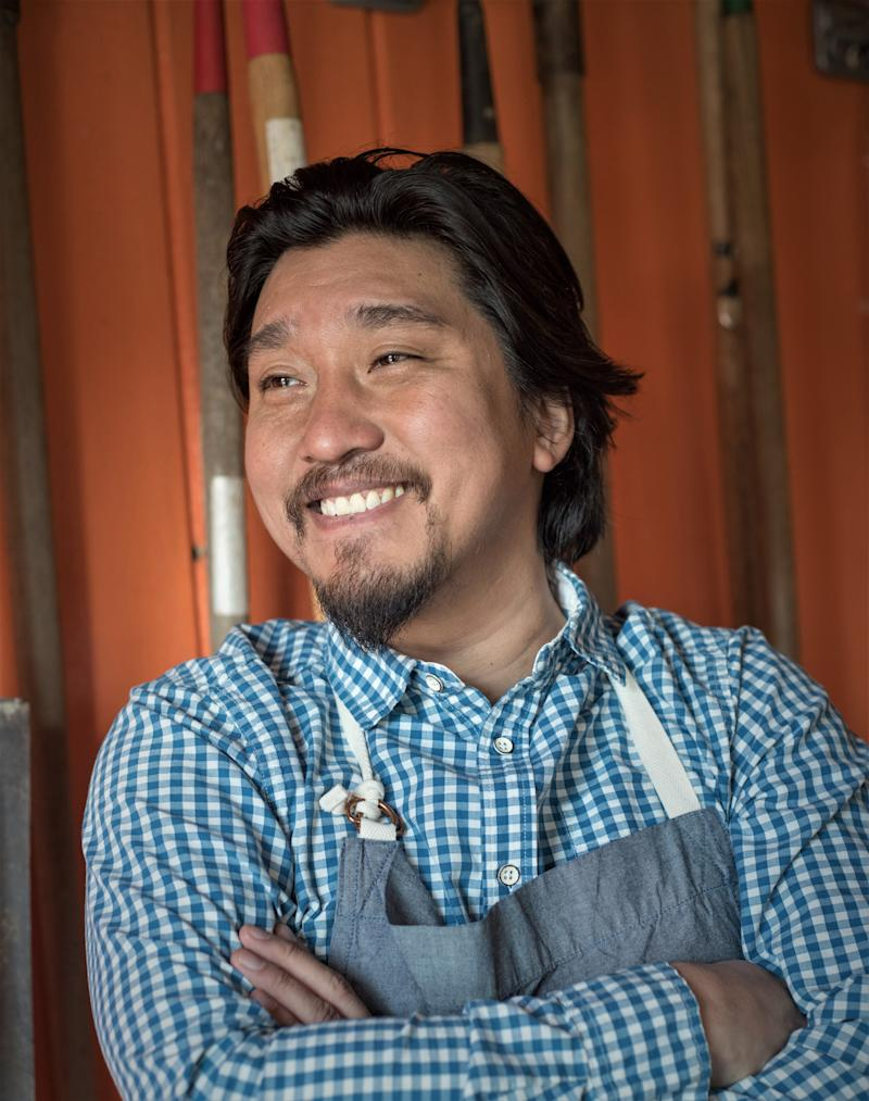 Chef Edward Lee will join celebrated chefs from across the country in a virtual storytelling event that aims to raise money for Feeding America.