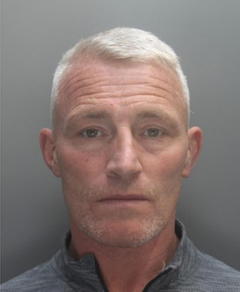 Charity volunteer Michael Whitty has been jailed for three years for an arson attack on a phone mast (PA)