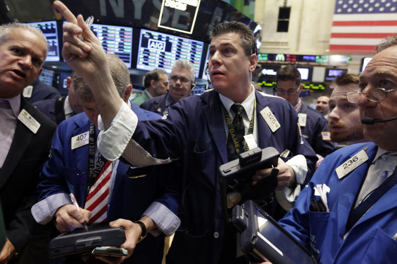 Tech stocks, once highfliers, drop; Nasdaq sinks
