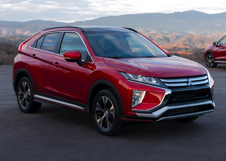 2018 Mitsubishi Eclipse Cross Photo