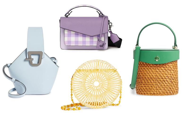 f2f961e4c83e Summer's Coolest Crossbody Bags Are Majorly Discounted Right Now at Nordstrom's  Half-Yearly Sale
