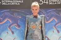 "VENICE, ITALY - AUGUST 31: Director Billie Piper attends the ""Rare Beasts"" Photocall at the 76th Venice Film Festival on August 31, 2019 in Venice, Italy. (Photo by Theo Wargo/Getty Images)"