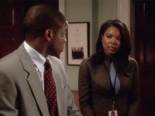 gabrielle union on the west wing