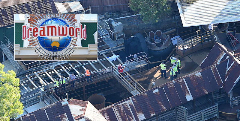 Dreamworld ride broke down twice before fatal accident - Inquest