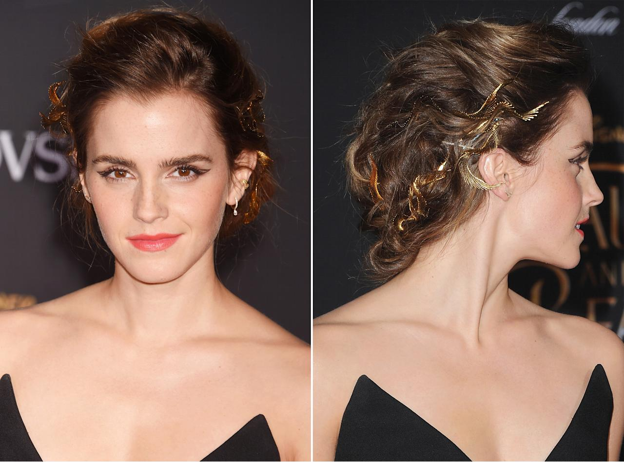 6 celebrity inspired updos to copy on prom night for Adir abergel salon