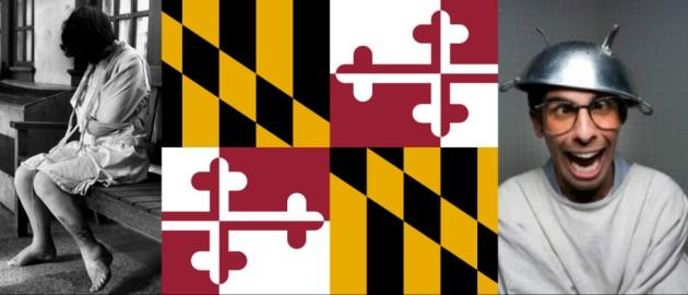 Maryland collage. Photo: Getty Images, public domain, Getty Images