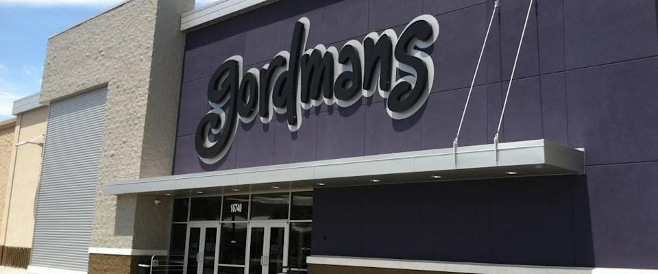 A Gordmans store in Nampa Idaho, in 2012