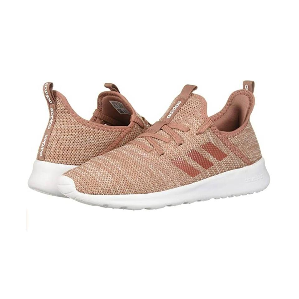 """<p><strong>adidas</strong></p><p>amazon.com</p><p><a href=""""https://www.amazon.com/dp/B072LN1L1X?tag=syn-yahoo-20&ascsubtag=%5Bartid%7C10055.g.37348516%5Bsrc%7Cyahoo-us"""" rel=""""nofollow noopener"""" target=""""_blank"""" data-ylk=""""slk:Shop Now"""" class=""""link rapid-noclick-resp"""">Shop Now</a></p><p>Comfort isn't compromised for affordability with Adidas's best-selling Cloudfoam Pure running shoe. For a sense of how popular these sneakers are, peep the 57,000 ratings and counting they currently boast on Amazon. <br></p>"""
