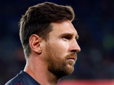 LaLiga: Spain's National Court dismisses fraud case against Barcelona superstar Lionel Messi