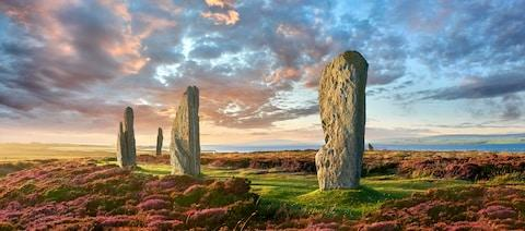 Orkney - Credit: GETTY