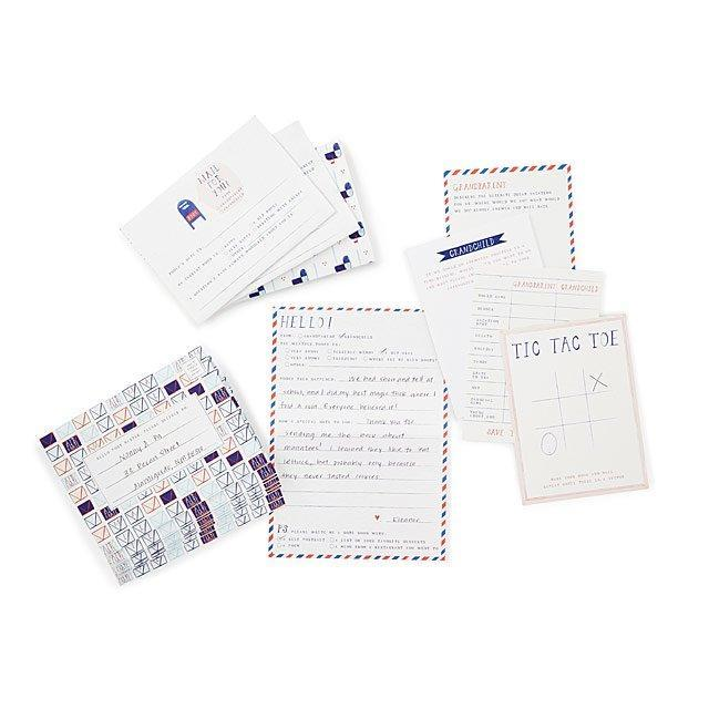 A pen pal set meant for corresponding with kids. (Photo: Uncommon Goods)