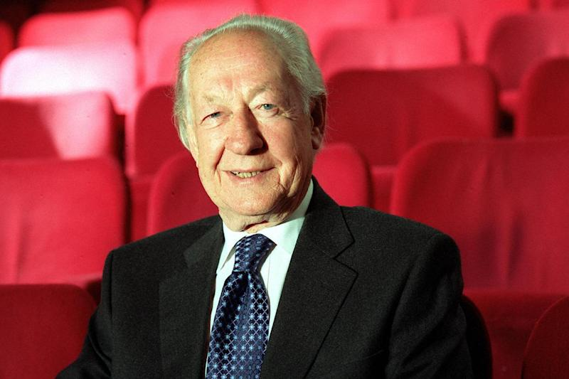 Brian Matthew: once dubbed Britain's oldest DJ: PA