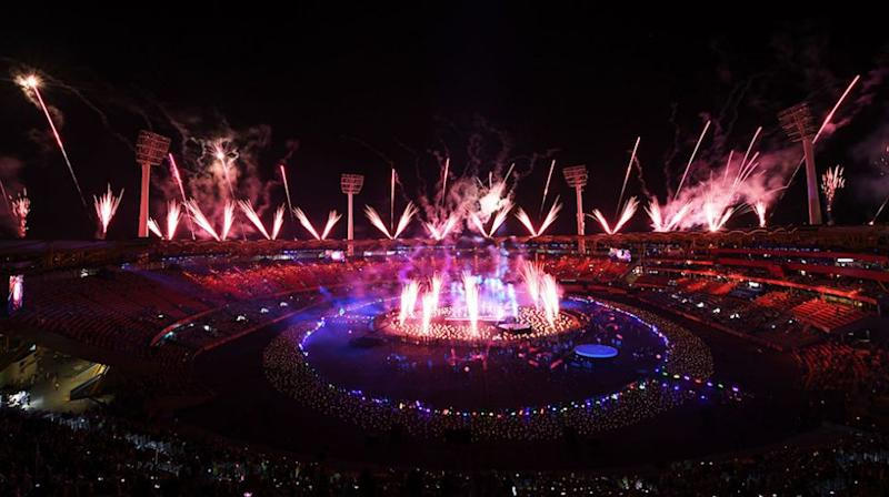 Event organisers were slammed for not focusing on the athletes. Source: Getty