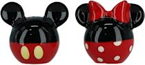 <p>The <span>Disney Mickey and Minnie Mouse Ceramic Salt and Pepper Set</span> ($16) are too cute!</p>