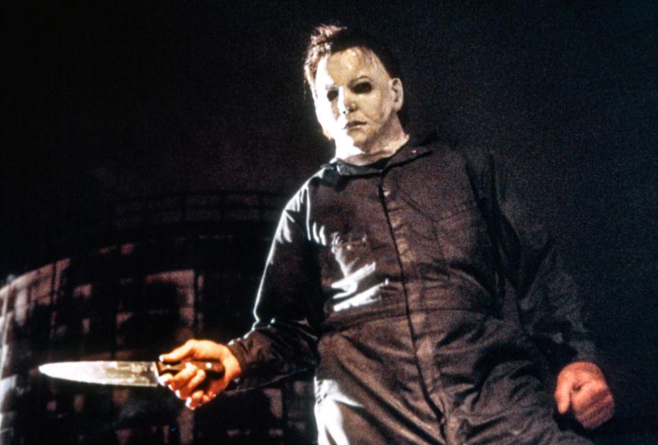 "<p>Plagued by reshoots and a shaky premise, <em>Halloween: The Curse of Michael Myers</em> is another entry into horror movie's long list of cash-grabbing, ""Why did this even get made?"" sequels. That being said, maybe watch this one for 1995 Paul Rudd, a.k.a the OG internet boyfriend. </p> <p><a href=""https://www.amazon.com/Halloween-Vi-Curse-Michael-Myers/dp/B009653B7E/ref=sr_1_1?dchild=1&keywords=Halloween+The+Curse+of+Michael+Myers&qid=1595342085&sr=8-1"" rel=""nofollow noopener"" target=""_blank"" data-ylk=""slk:Stream on Amazon Prime Video"" class=""link rapid-noclick-resp""><em>Stream on Amazon Prime Video</em></a></p>"