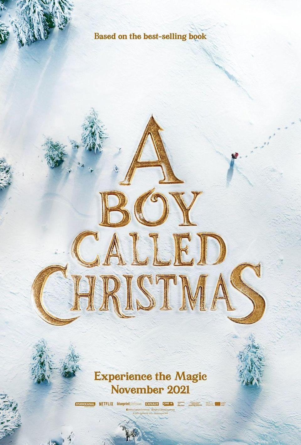 <p>After his father goes missing, a young boy named Nikolas must travel to the North Pole to save him—and maybe realize his destiny as a certain man in a red and white suit?—in this family-friendly film. Based on the book of the same name by Matt Haig, <em>A Boy Called Christmas</em> stars Henry Lawfull, Sally Hawkins, Kristen Wiig, and the always-a-joy-to-watch Maggie Smith.</p><p><strong>Premiering Winter 2021</strong></p>