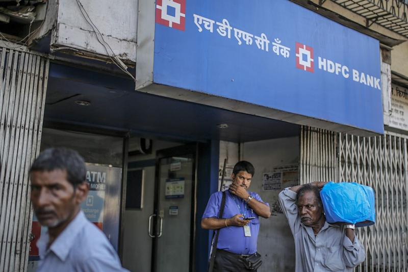 HDFC Bank Shares Drop After Chief Sells Most of His Stake