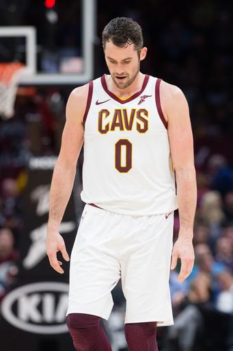 pretty nice 7dafb 0ed8e Cavaliers' Kevin Love has foot surgery, out at least 6 weeks