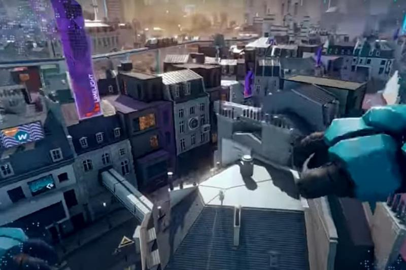 Ubisoft Announce Their Battle Royal Shooter Hyper Scape Release in Open Beta