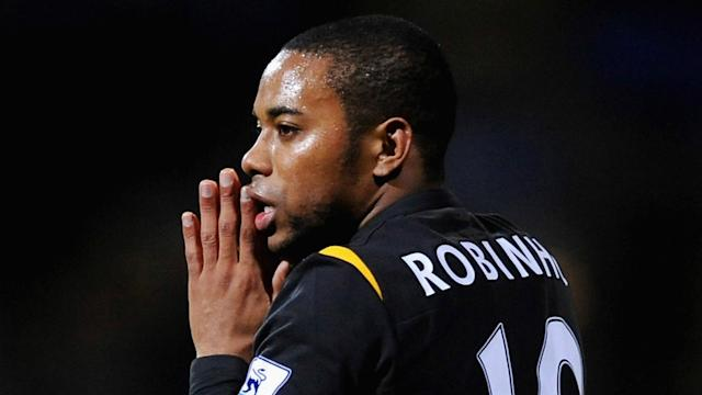 Robinho could face serious jail time after being handed a guilty verdict in Italy on Thursday