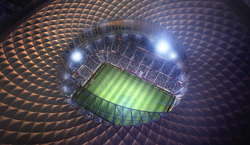 Lusail Stadium Body 3