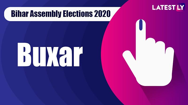 Buxar Vidhan Sabha Seat in Bihar Assembly Elections 2020: Candidates, MLA, Schedule And Result Date
