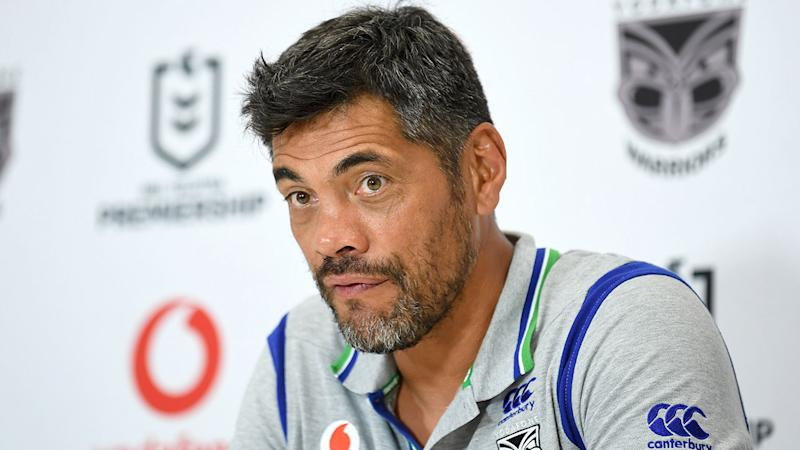The Warriors say former coach Stephen Kearney's personality didn't fit the club.