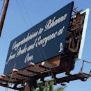 "<p>Drake deserved some serious boyfriend props when he rented a billboard congratulating Rihanna ahead of accepting the Vanguard Award at the VMAs. ""When he extra [heart] !!!"" Rihanna <a href=""https://www.instagram.com/p/BJls6GMDMLv/?taken-by=badgalriri"" rel=""nofollow noopener"" target=""_blank"" data-ylk=""slk:captioned a photo of the sign."" class=""link rapid-noclick-resp"">captioned a photo of the sign.</a> (Photo: Instagram) </p>"
