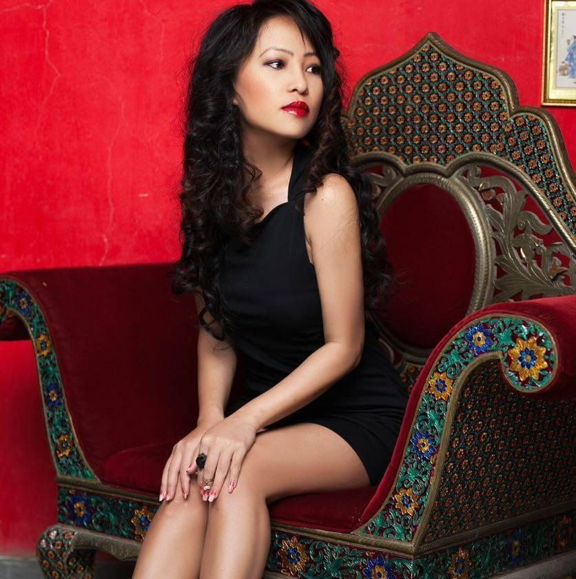 <p>Mohenjo Daro also featured this beauty straight from Arunachal Pradesh and was impressive in her craft. She is an aspirant model and dancer and if you want to watch more of her you can find her on YouTube. </p>