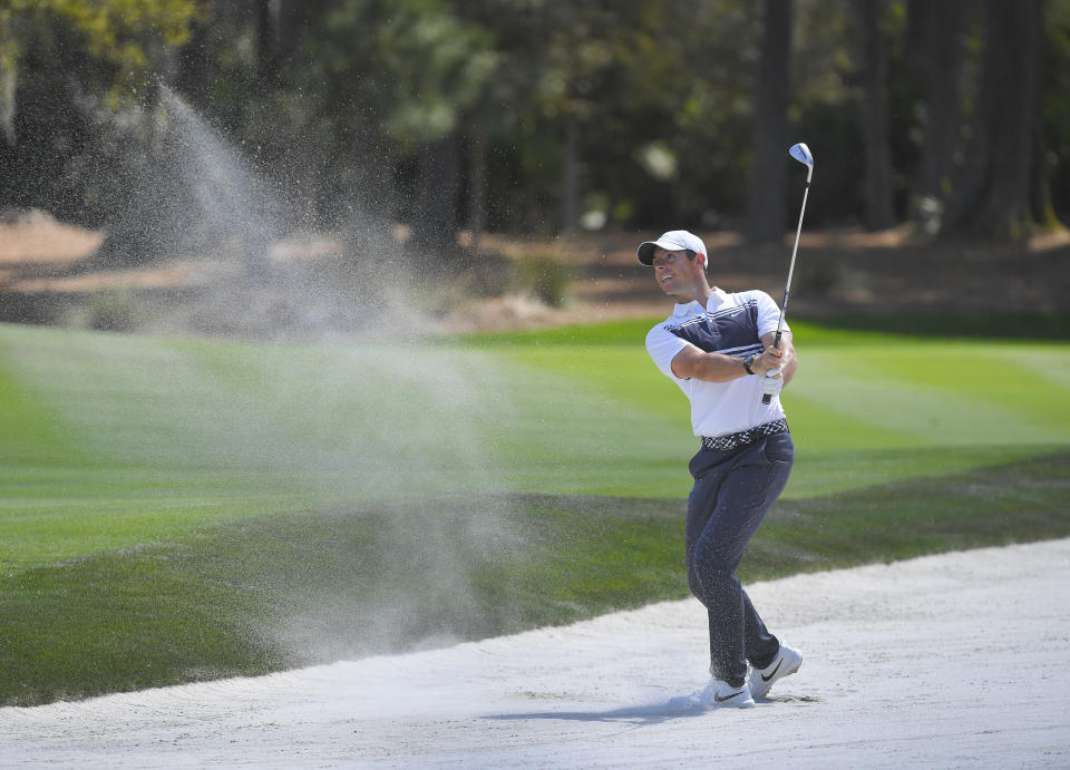 Like countless other leagues, the PGA Tour canceled several events on Thursday amid the COVID-19 outbreak.