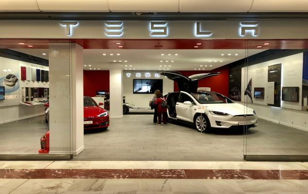 Tesla Feels the Heat as Walmart Sues
