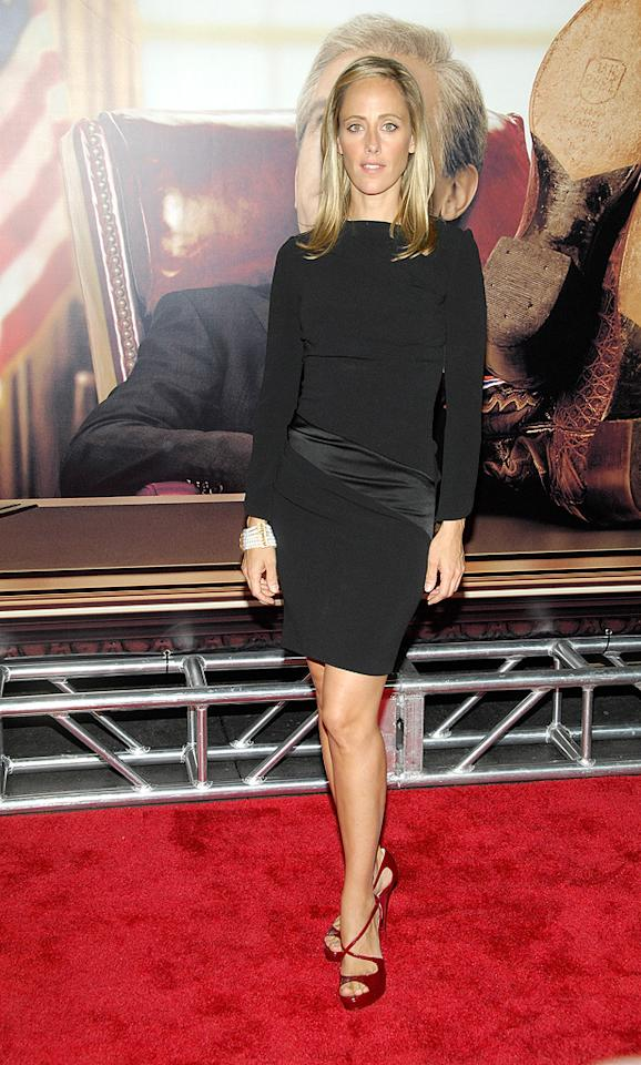 """<a href=""""http://movies.yahoo.com/movie/contributor/1804493984"""">Kim Raver</a> at the New York premiere of <a href=""""http://movies.yahoo.com/movie/1810026489/info"""">W.</a> - 10/14/2008"""