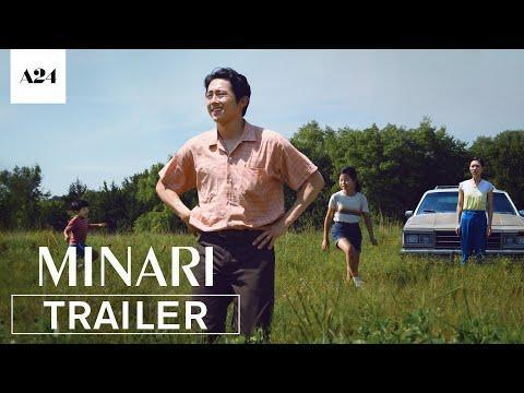 """<p>Another Best Picture contender (on top of its five other Oscar noms), <em>Minari</em> is a semi-autobiographical version of director Lee Isaac Chung's upbringing in rural Arkansas as the child of South Korean immigrants in the 1980s. Critics have hailed it as a powerful depiction of the immigrant experience in the U.S. and of the pursuit of the mythical American dream—and a must-watch.</p><p><em>Premieres February 12 in theaters and on demand.</em></p><p><a class=""""link rapid-noclick-resp"""" href=""""https://www.amazon.com/gp/video/detail/amzn1.dv.gti.ccbba128-8c1d-7a0a-10e6-89781f5dba41?tag=syn-yahoo-20&ascsubtag=%5Bartid%7C10058.g.35855737%5Bsrc%7Cyahoo-us"""" rel=""""nofollow noopener"""" target=""""_blank"""" data-ylk=""""slk:rent on amazon prime"""">rent on amazon prime</a></p><p><a href=""""https://www.youtube.com/watch?v=KQ0gFidlro8"""" rel=""""nofollow noopener"""" target=""""_blank"""" data-ylk=""""slk:See the original post on Youtube"""" class=""""link rapid-noclick-resp"""">See the original post on Youtube</a></p>"""