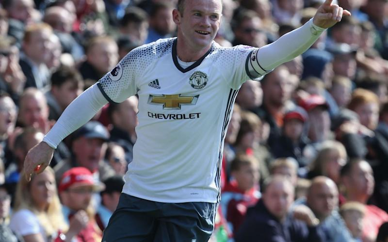 Rooney - Credit: Getty Images