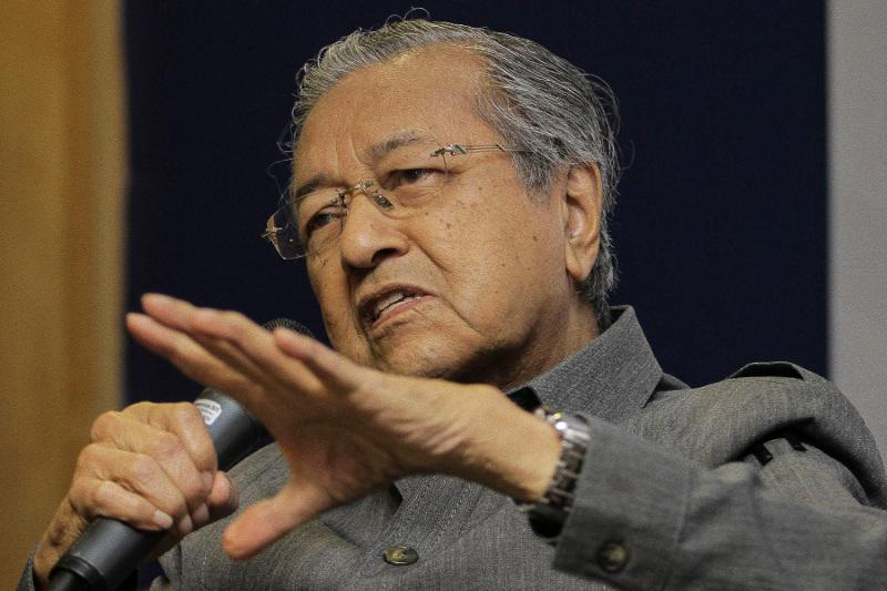 Essay about tun dr mahathir mohamad