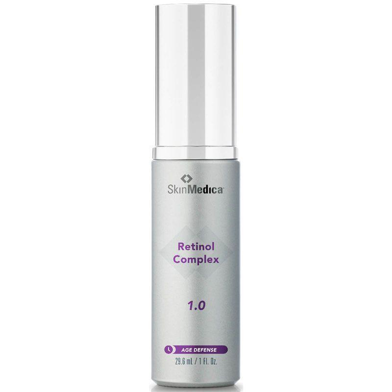"""<p><strong>SkinMedica</strong></p><p>skinmedix.com</p><p><strong>$82.00</strong></p><p><a href=""""https://www.skinmedix.com/skinmedica-retinol-complex-1-0/"""" rel=""""nofollow noopener"""" target=""""_blank"""" data-ylk=""""slk:Shop Now"""" class=""""link rapid-noclick-resp"""">Shop Now</a></p><p><a href=""""https://www.oprahdaily.com/beauty/skin-makeup/a29488733/retinol-benefits/"""" rel=""""nofollow noopener"""" target=""""_blank"""" data-ylk=""""slk:Another acne- and age-fighting superstar ingredient is retinol"""" class=""""link rapid-noclick-resp"""">Another acne- and age-fighting superstar ingredient is retinol</a>. """"Retinol is FDA-approved to to treat fine lines and wrinkles because it helps improve cellular turnover,"""" explains Julie Russak, M.D., founder of <a href=""""http://www.russakdermatology.com/"""" rel=""""nofollow noopener"""" target=""""_blank"""" data-ylk=""""slk:Russak Dermatology Clinic and Russak+ Aesthetic Center."""" class=""""link rapid-noclick-resp"""">Russak Dermatology Clinic and Russak+ Aesthetic Center.</a> """"This may also help reduce the appearance of acne scars by smoothing out the surface of the skin and promoting healthy new cells."""" This powerful product is suitable for all skin tones, but start slowly: Apply twice a week at night to start, gradually increasing usage as your skin tolerates it.</p>"""