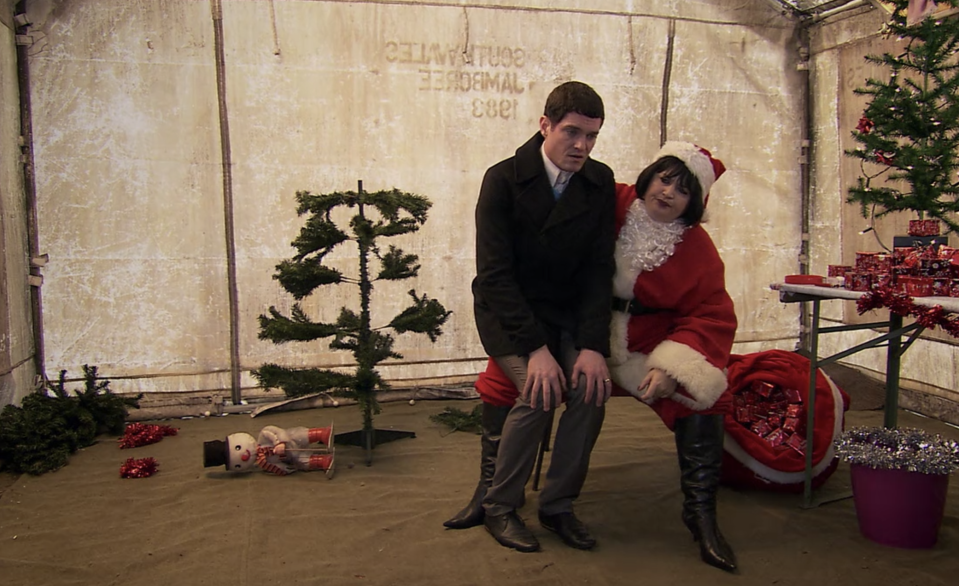 The Gavin and Stacey 2008 special brought Christmas to Billericay. (BBC)