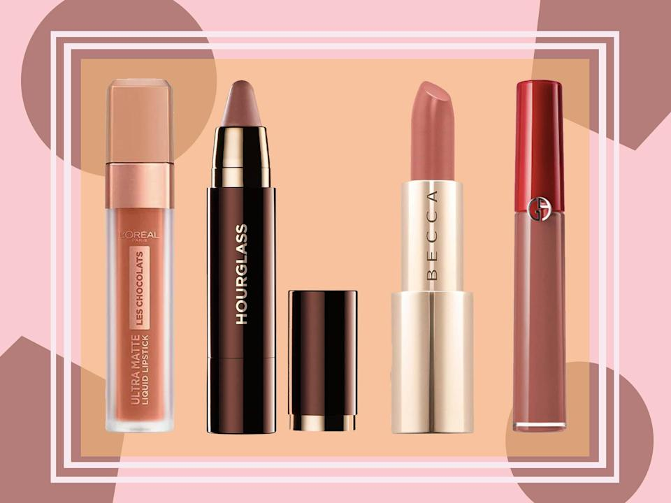 For the ultimate natural look, it's important to factor in the natural colour of your lips (The Independent/ iStock)