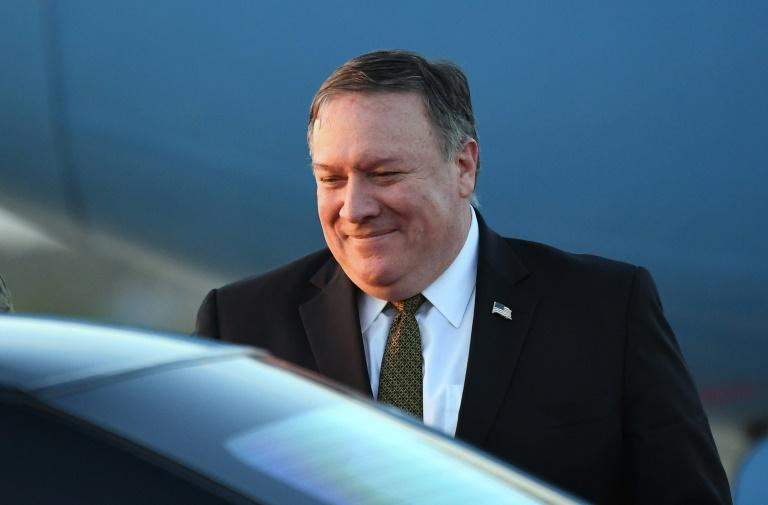 US Secretary of State Mike Pompeo said he held 'productive' talks with Kim Jong Un in Pyongyang