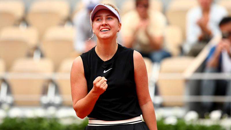 No excuses from Kerber after Paris exit, Svitolina dispatches Venus
