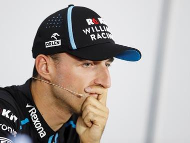 Formula 1 2019: Robert Kubica to part company with Williams F1 team at the end of ongoing season