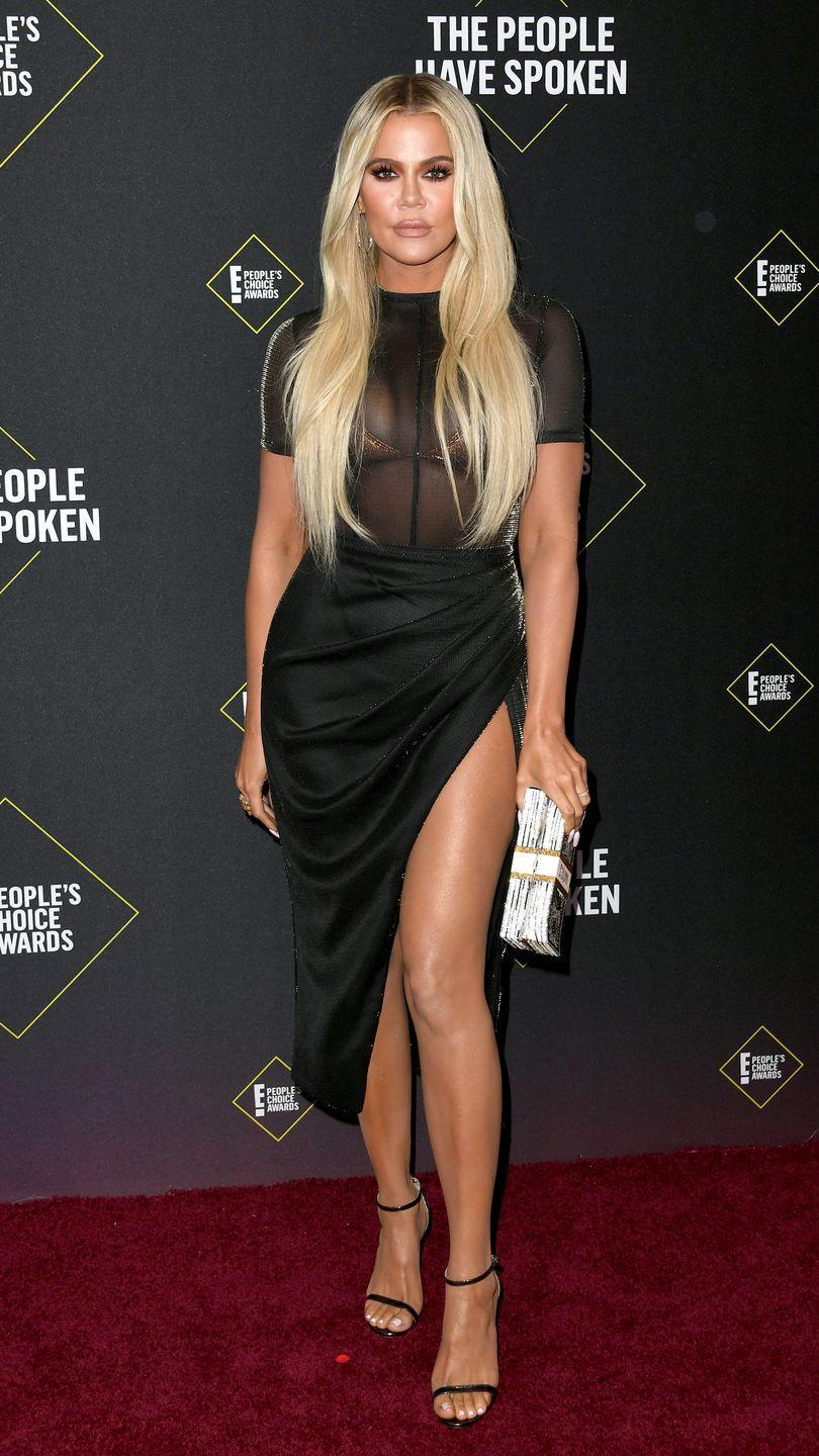 """<p>Her first snack of the afternoon is typically nuts, like almonds, and some veggies. Khloé's staples are <a href=""""https://www.healthista.com/celebrity-nutrition-secrets-khloe-kardashians-diet-revealed-nutritionist/"""" rel=""""nofollow noopener"""" target=""""_blank"""" data-ylk=""""slk:celery and tomatoes"""" class=""""link rapid-noclick-resp"""">celery and tomatoes</a>. </p>"""