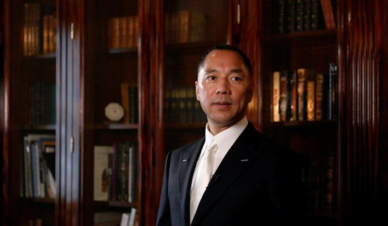 Hong Kong police investigating fugitive Chinese tycoon Guo Wengui over alleged HK$32 billion money laundering conspiracy, court papers reveal