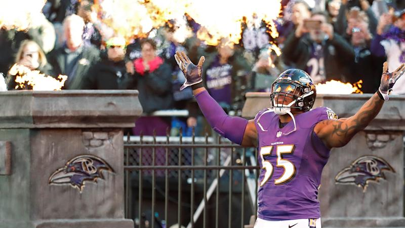eb2de9ba Report: Longtime Raven Terrell Suggs surprisingly signs with the ...