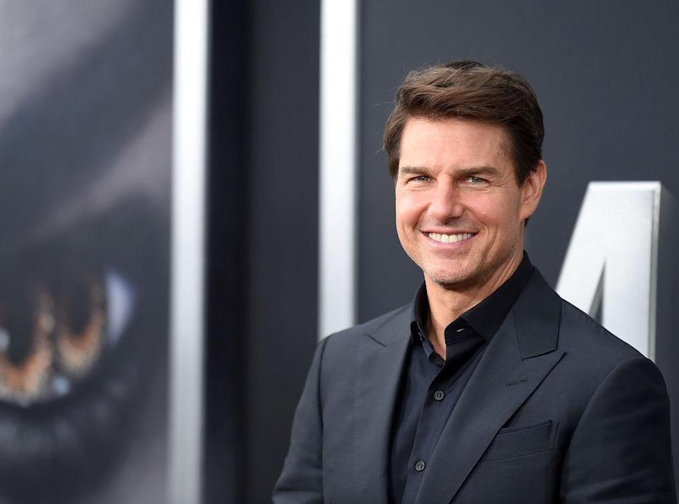 Tom Cruise attends a fan event for <em>The Mummy</em> on June 6, 2017, in New York City. (Photo: Jamie McCarthy/Getty Images)