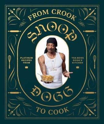 """<a href=""""https://www.barnesandnoble.com/w/from-crook-to-cook-snoop-dogg/1129403681#/"""" rel=""""nofollow noopener"""" target=""""_blank"""" data-ylk=""""slk:From Crook to Cook by Snoop Dogg"""" class=""""link rapid-noclick-resp""""><h2><em>From Crook to Cook</em> by Snoop Dogg</h2></a>""""Sagittarius might not always admit when they need help, especially when it's with  something as simple as cooking,"""" Six says. """"So surprise them with a cook book that's entertaining enough to expand their pallet."""" <br><br><br><br><strong>Snoop Dogg</strong> Crook to Cook: Platinum Recipes from Tha Boss Dogg's Ki, $, available at <a href=""""https://www.barnesandnoble.com/w/from-crook-to-cook-snoop-dogg/1129403681#/"""" rel=""""nofollow noopener"""" target=""""_blank"""" data-ylk=""""slk:Barnes and Noble"""" class=""""link rapid-noclick-resp"""">Barnes and Noble</a><br><br>"""