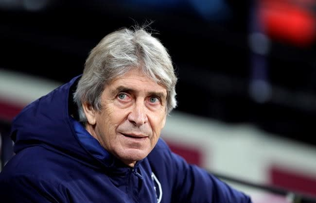 Pellegrini wants Betis fighting in European competitions
