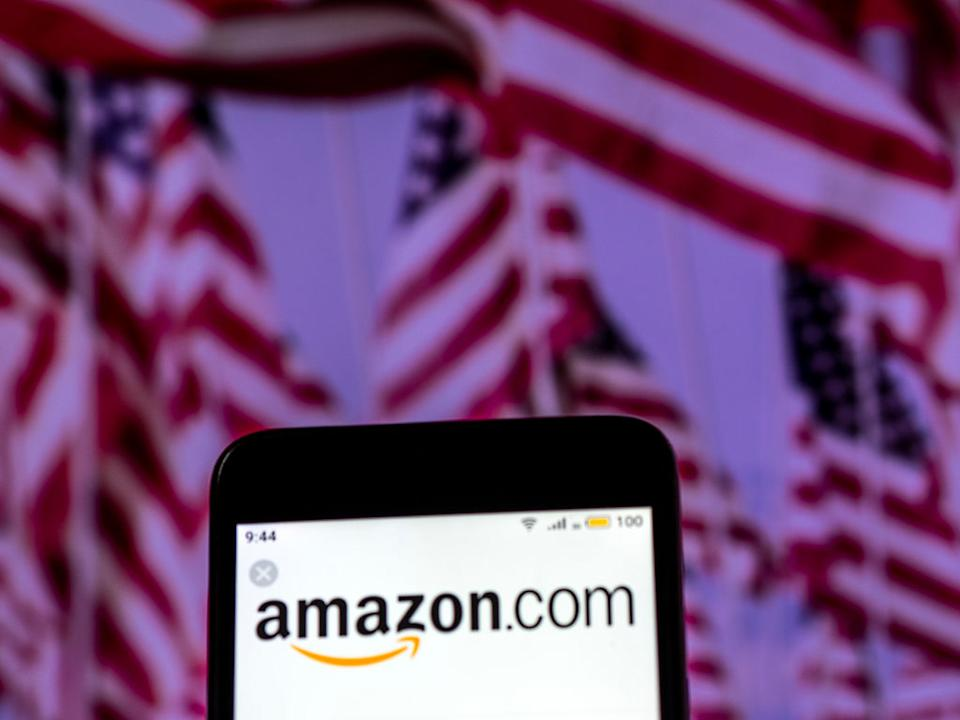 Here's the thing about Memorial Day weekend: Amazon is rocking the sale scene. (Photo: Getty Images)